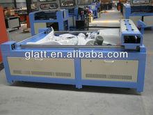 Jinan Glatt Brand cnc laser engraving machine with English panel