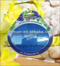 Vent car air freshener design car perfume car/room air freshener