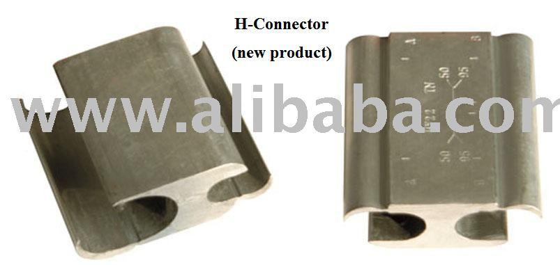 De aluminio conector ( H tipo y CTO tipo )