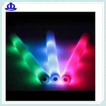 High quality led foam wand/light up foam wand
