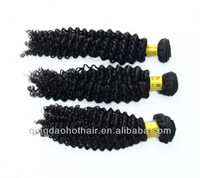 Free shipping natural color deep curl 100%remy virgin mongolian hair 22 inch 3pcs/lot