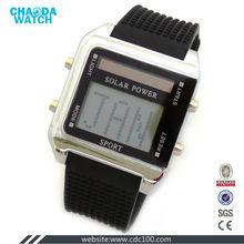 digital sport watch silicone