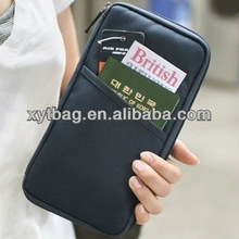 OEM, factory customise passport holder travel holder ticket holder