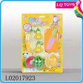 لعب الاطفال البلاستيكية l02017923 الفواكه والخضروات