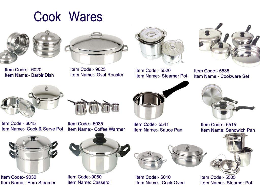 Utensilios de cocina olla de sopa identificaci n del for Kitchen utensils in spanish
