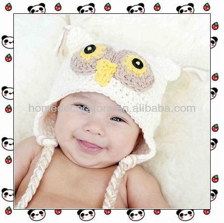 Crochet Owl Hat For Newborn Only New Crochet Patterns