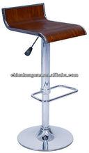 HG1302 wholesale wood bar stools singapore