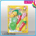 لطيف لعبة من البلاستيك مجموعة المطبخ شكل الفاكهة لعب للأطفال