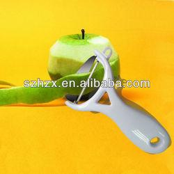Kitchen tool vegetable/fruit Plastic paring knife, peeling knife, parer