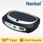 Car Air Purifier Negative Ion Air Freshener Solar Power Auto Car Use