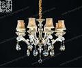 de lujo de antigüedades árabe de araña de cristal por fonyan mdg2089b de iluminación