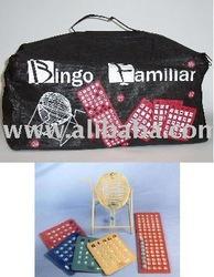 professional bingo set
