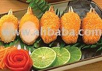 Empanado de cangrejo garras