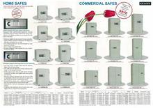 Fire / Burglar Resistant Safe