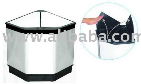 hand free automatic rubbish trash can / bin / garbage bin