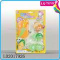تصميم جديد من البلاستيك لعب الاطفال الطرية الفواكه والخضروات