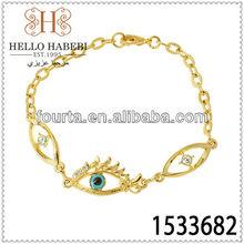 2013 Australia Evil Eye Gold Bracelet 1533682
