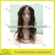 Brazilian wig virgin hair Brazilian lace wig for black women
