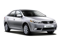 kia forte (A new car) car