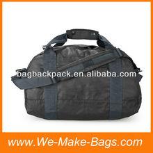 New style black name brand travel bag