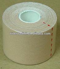 5cm x 5m waterproof kinesio tape beige colour skin colour