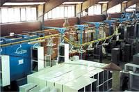UV cring powder coating system for MDF