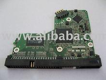 Western Digital Hard disk Circuit Board.