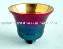 Metal Cup for Smoking Bongs & Pipe