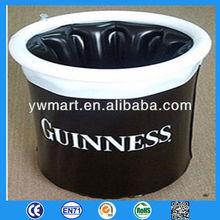 High quality inflatable cooler float, inflatable beverage floating cooler