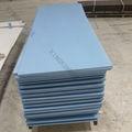 Kingkonree cor azul cozinha tampo da mesa de gabinete material de superfície sólida