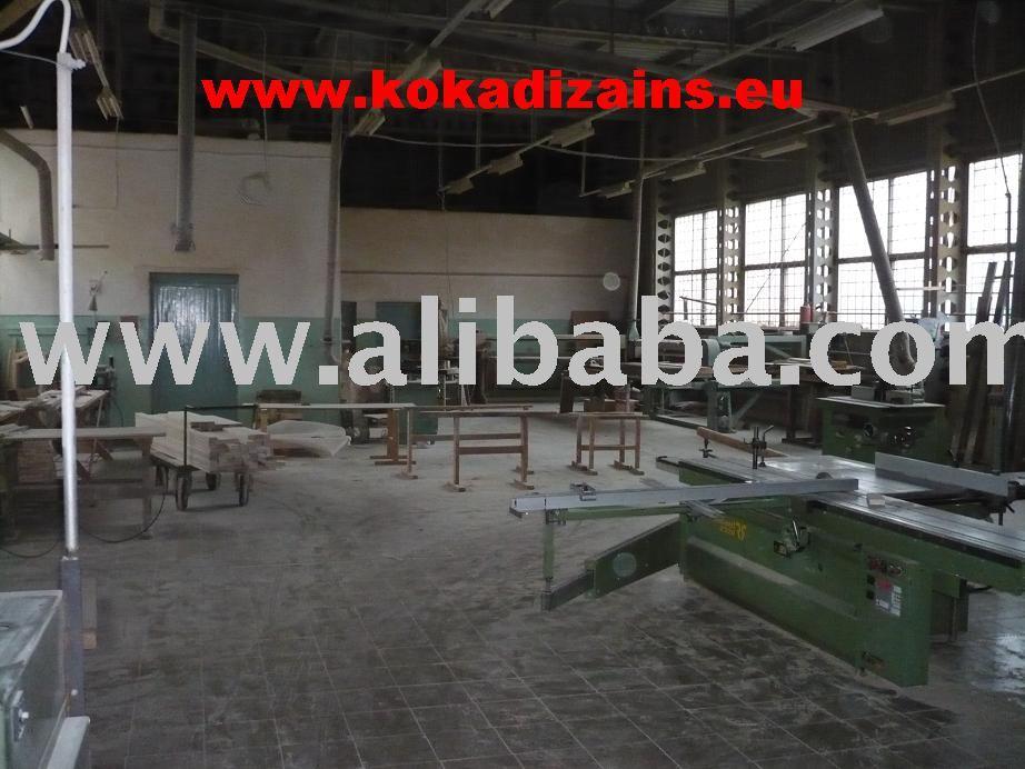 Furniture Factory in Riga, Latvia, EU