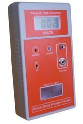 Human Body voltage meter