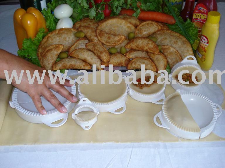 Forma de Fazer Pastel Risoles Ravioli e Fogaca food