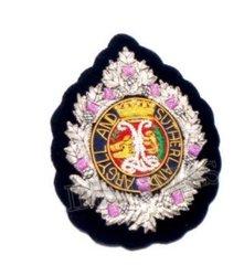 Argyle and Sutherland Blazer Badge