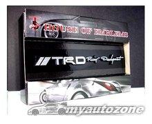 Car Emblems Sport Silver TRD New