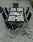 Davina Rect + Mezzo Set garden and patio sets