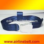 OEM leather safety belt for children design