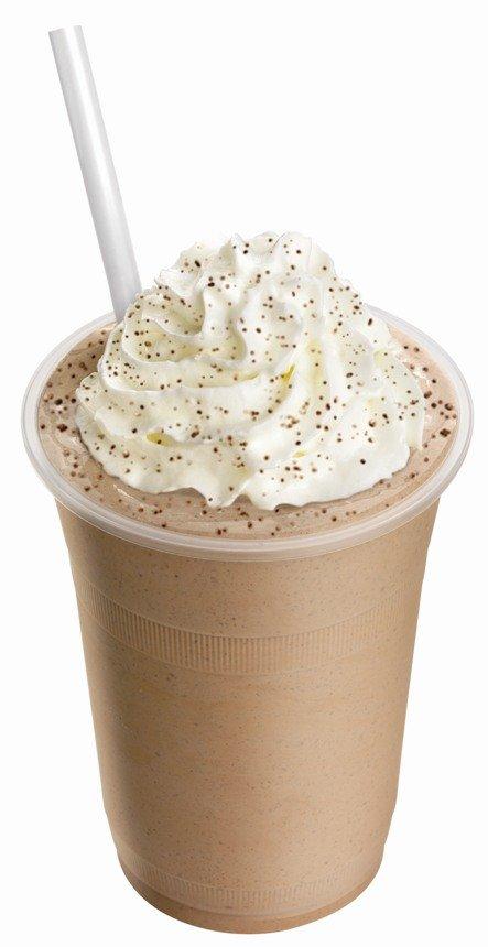 Ice Coffee Beverage Mix