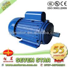 Single phase industrial fan motors electric