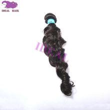 100% unprocessed factory cheap virgin curly brazilian hair brazilian loose curl