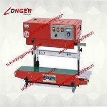 Plastic bag sealing machine|Heating press sealer