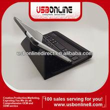 360 Degree Rotating Bluetooth keyboard case for Mini iPad black