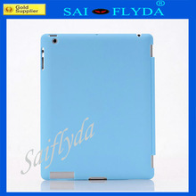 Partner shell For Smart cover back case for iPad 2 3 4