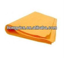 Large super car shammy cloth ( used for wax car/boat/RV/Motrocycle/Chrome/ Glass)