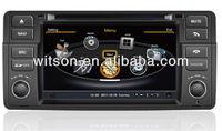 WITSON A8 Chipset car dvd monitor for BMW E46 HD 1080P 1G CPU 512M RAM 3G modem/wifi/DVR (Option)