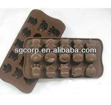 silicone ice cream melt silicone case