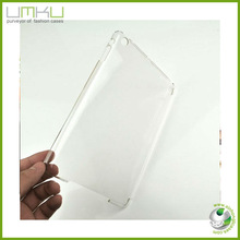 OEM order service tablet case for ipad mini crystal case