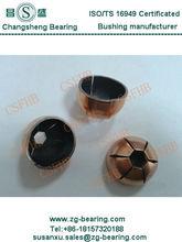 Car Ball Joint bushing, oilless plain bearing