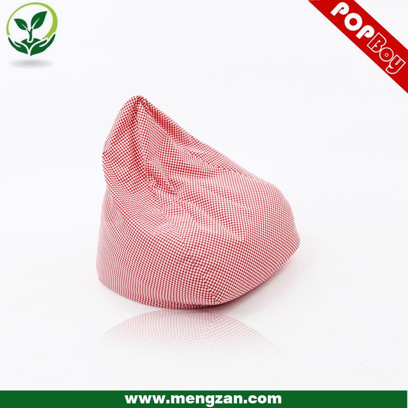 slaapkamer sofa bean bag patroon stoel voor meisjes, roze zitzak ...