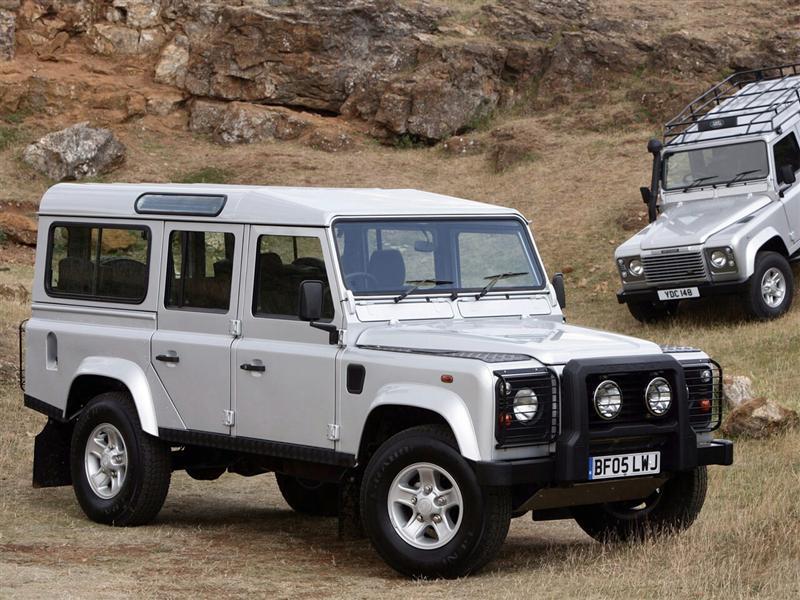 Land Rover Defender 44 inch